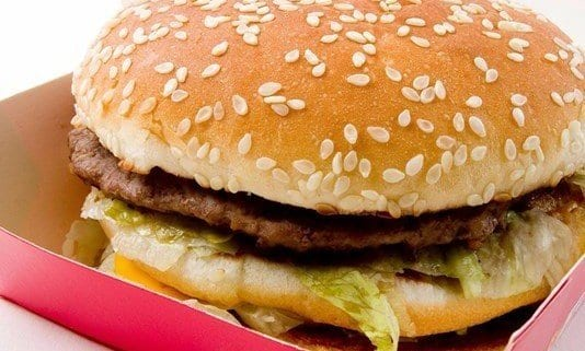 fast food hypnosis