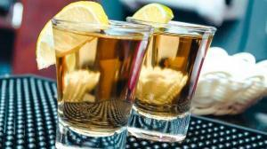 Drinking tequila in small amounts is good for your health