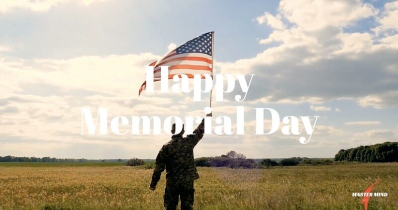 Happy Memorial Day 1